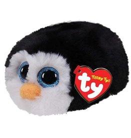 Ty Ty Teeny Ty's Waddles Penguin 10cm