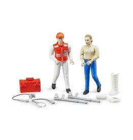 Bruder Bruder Bworld 62710 Figurenset Ambulance