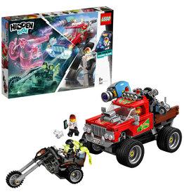 Lego Hidden Side LEGO Hidden Side El Fuego's Stunttruck - 70421