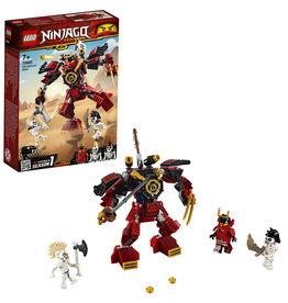 Lego Ninjago LEGO Ninjago Legacy De samurai Mech  70665