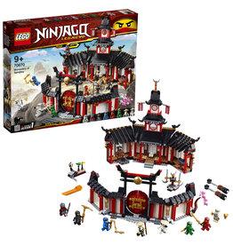 Lego Ninjago LEGO Ninjago Het Spinjitzu klooster  70670