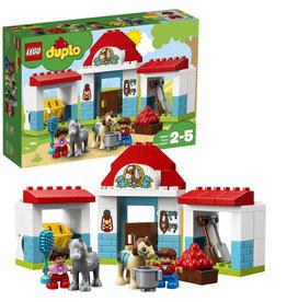 Duplo LEGO Duplo Pony Stal - 10868