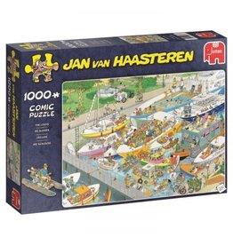 Jan van Haasteren Puzzel 1000 stukjes De sluizen - Jan van Haasteren 19067