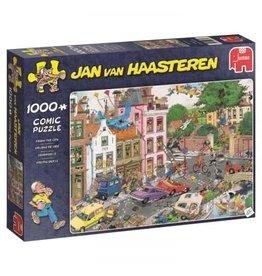 Jan van Haasteren Puzzel 1000stukjes Vrijdag de 13e - 19069