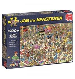 Jan van Haasteren Puzzel 1000stukjes De Speelgoedwinkel - Jan van Haasteren 19073