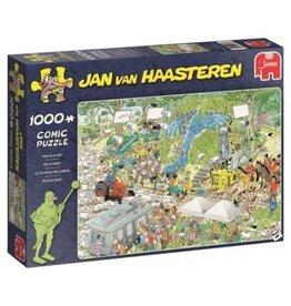 Jan van Haasteren Puzzel 1000stukjes De Filmstudio's - Jan van Haasteren 19074