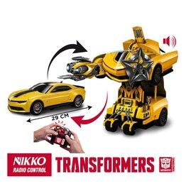 Nikko Nikko RC Transformer Autobot Bumblebee