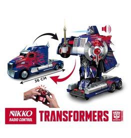 Nikko Nikko RC Transformer Optimus Prime