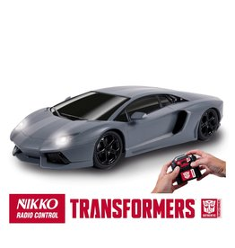 Nikko Nikko  RC Transformer Deception Lockdown