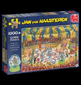 Jan van Haasteren Jumbo puzzel Jan van Haasteren: Acrobaten Circus 1000 stukjes