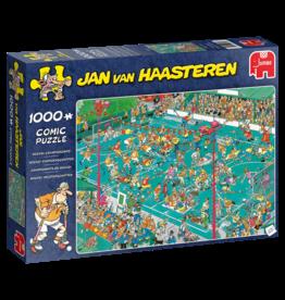 Jumbo Jumbo puzzel  Jan van Haasteren:Hockey Kampioenschappen  1000 stukjes