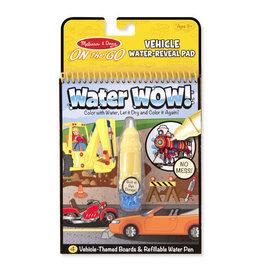 Melissa & Doug Melissa&Doug 15375 Water Wow Voertuigen