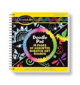 Melissa & Doug Melissa&Doug 15947 Scratch Art Tekenboekje