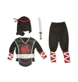 Melissa & Doug Melissa&Doug 18542 Ninja Verkleedset