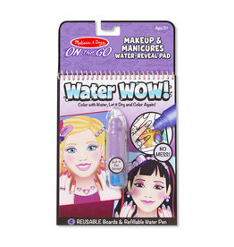 Melissa & Doug Melissa&Doug 19416 Water Wow Make-Up en Manicure