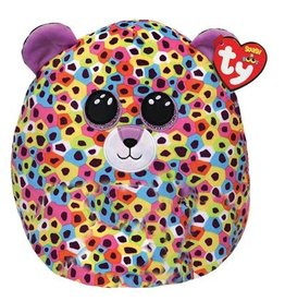 Ty Ty Squish a Boo Giselle Leopard 31 cm
