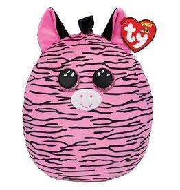Ty Ty Squish a Boo Zoey Zebra 31 cm