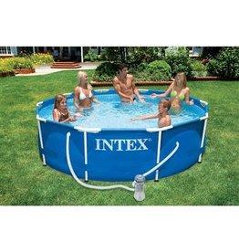 Intex Intex Metal Frame Pool 305x76 - zwembad frame metaal