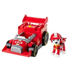 Paw Patrol Paw Patrol Race Rescue Themed Vehicles - Marshall