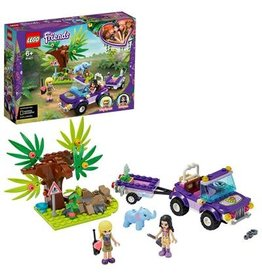 Lego Friends LEGO Friends Reddingsbasis babyolifant in jungle  41421