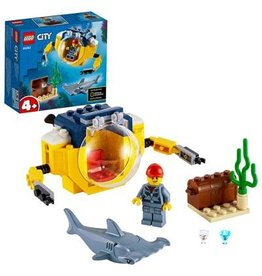 Lego City LEGO City Oceaan Mini-Duikboot 60263
