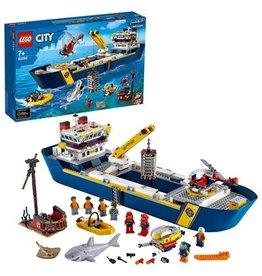 Lego City LEGO City Oceaan Onderzoekschip  60266