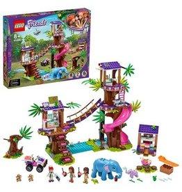 Lego Friends LEGO Friends Jungle reddingsbasis 41424