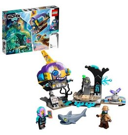 Lego Hidden Side LEGO  Hidden Side J.B.'s duikboot 70433