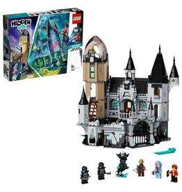Lego Hidden Side LEGO Hidden Side Mysterieus kasteel  70437