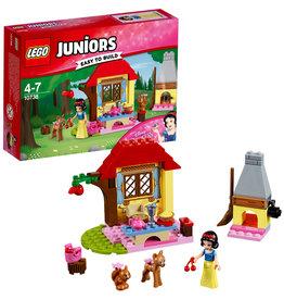 Lego Juniors LEGO Juniors Sneeuwwitjes boshut  10738