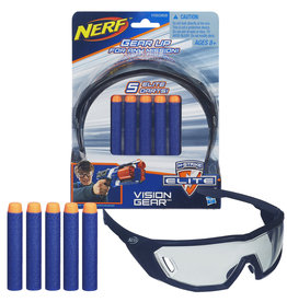 Nerf Nerf Vision Gear and darts N-Strike Elite 5St