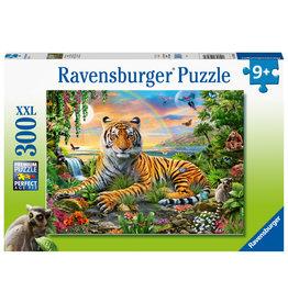 Ravensburger Ravensburger puzzel 128969 Koning van de jungle  300 stukjes
