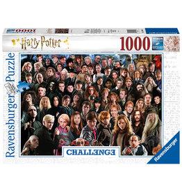 Ravensburger Ravensburger puzzel 149889 Challenge P. - Harry Potter 1000 stukjes