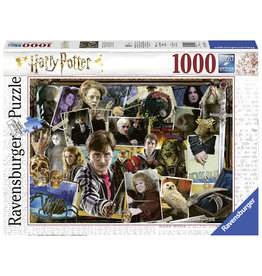 Ravensburger Ravensburger puzzel 151707 Harry tegen Voldemor - Harry Potter 1000 stukjes