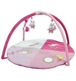 Nijntje Speelkleed Nijntje Pink Denim NIJN9018