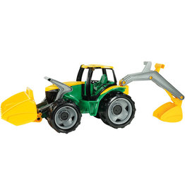 Lena Giga Trucks Lena Giga Trucks Tractor Met Voorlader / Graafmachine