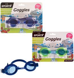 Sportx SportX Kids Chloorbril ** 2 Ass