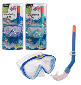 Sportx SportX Kids Snorkelset **** Sport blauw of roze