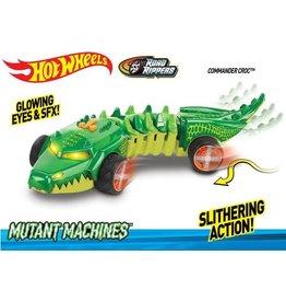 Hot Wheels Hot Wheels Mutant Machine Commandor Croc - Auto