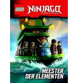 Meis en maas Lego Ninjago Meesters der Elementen
