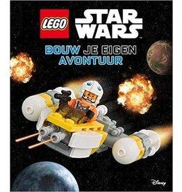 Meis en maas Lego Star Wars - Bouw je eigen avontuur 8+