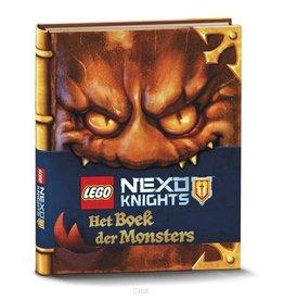 Meis en maas Lego Nexo Knights - Het boek der Monsters