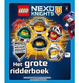 Meis en maas Lego Nexo Knights Het grote Ridderboek 6+