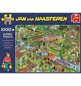 Jan van Haasteren Jumbo puzzel Jan van Haasteren: De Volkstuintjes  1000 stukjes