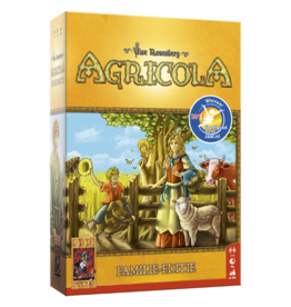 999 Games 999-Games: Agricola Familie-Editie