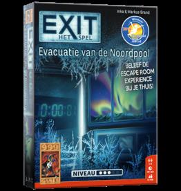 999 Games 999 Games EXIT: Evacuatie Van De Noordpool
