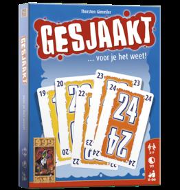 999 Games 999 Games: Gesjaakt
