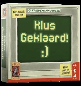 999 Games 999 Games: Klus Geklaard