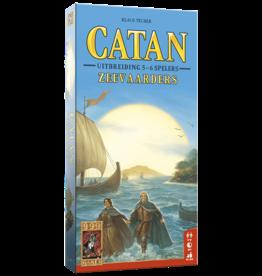 999 Games 999 Games Catan: Zeevaarders Voor 5/6 Spelers