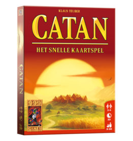 999 Games 999 Games: Catan: Het Snelle Kaartspel